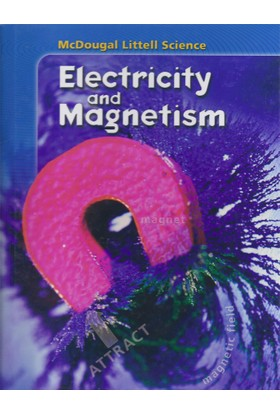 Electricity And Magnetism Mcdougal Litte