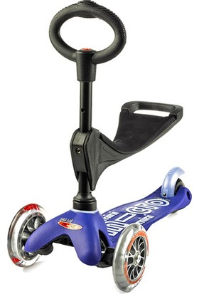 Micro Scooter Mini 3 İn1 Deluxe Blue Mmd014