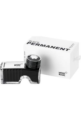Montblanc Permanent Black Sişe Mürekkep 60 Ml 107755