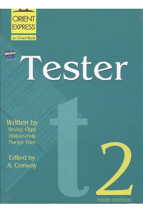 Tester 2 Third Edition