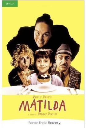 Matilda A Film By Danny Devito Level 3 Cd Penguin Readers