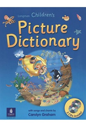 Childrens Picture Dictionary Longman
