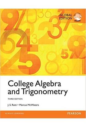 College Algebra And Trigonometry J S Ratti Mcwaters