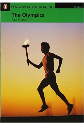 The Olympics Book Level 3