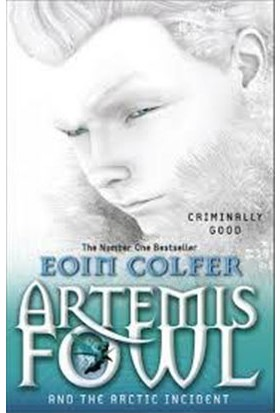 Artemis Fowl 2 Eoın Colfer