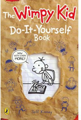 Diary Of A Wimpy Kid - Do It Yourself Book / Jeff Kinney
