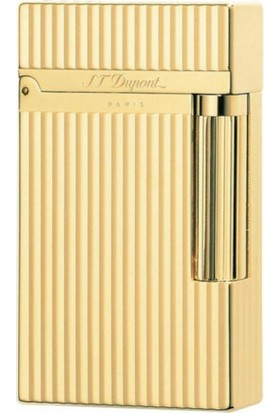 S.T. Dupont Yellow Gold Çakmak 16827