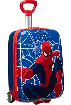 Samsonite Spiderman Çekçekli Valiz 2 16C-41011