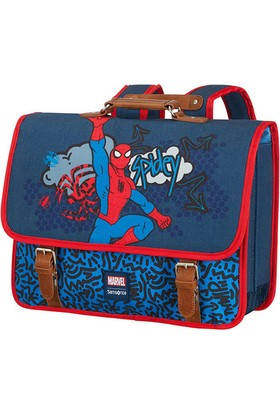 Samsonite Spiderman Pop Okul Çantası 28C-41014