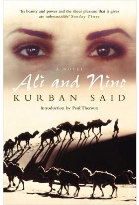 Ali And Nino A Love Story Kurban Said