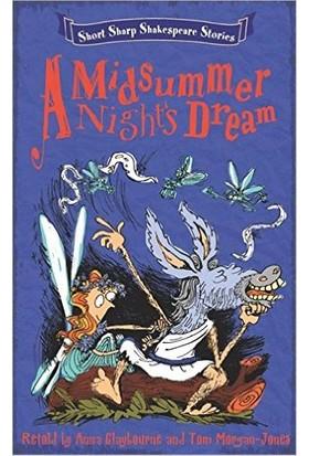 Short Sharp Shakespeare Stories Midsummer Nights Dream