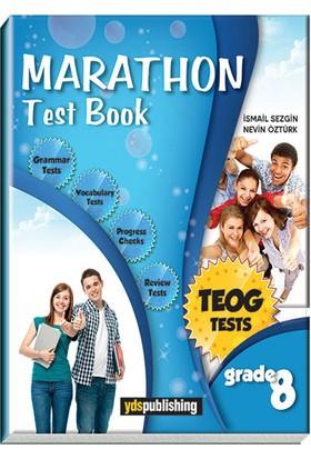 Marathon Grade 8 Testbook