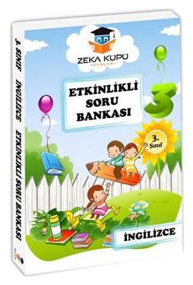 3 İngilizce Etkinlikli Soru Bankası