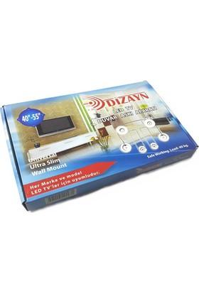 Dizayn 40-55'' LCD-LED TV İpli Askı Aparatı