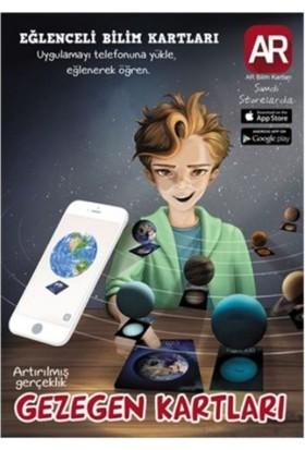 Ar Bilim Kartları: Artırılmış Gerçeklik Gezegen Kartları