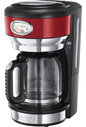 Russell Hobbs 21700-56/RH Retro Kahve Makinesi - 10 Cup