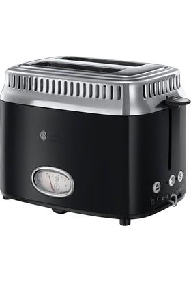 Russell Hobbs 21681-56/RH Retro Ekmek Kızartma Makinesi / 2 Dilim