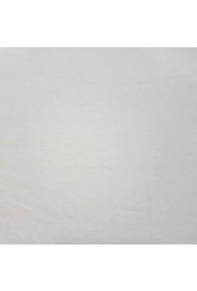HomeStill WelSoft Premium Lastikli Halı Örtüsü Sade Krem 155x235cm