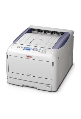 Oki C822N 23Ppm, Ağ, A3 Renkli Lazer Yazıcı