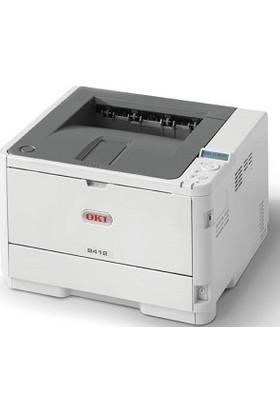 Oki B412Dn 33Ppm, Dublex+Ağ A4 Mono Lazer Yazıcı