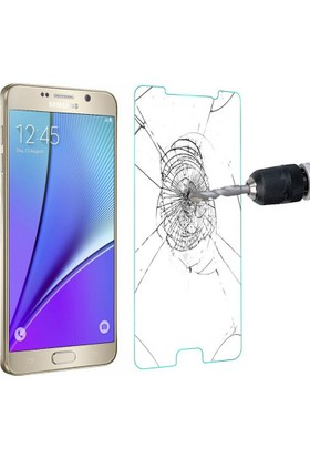 Microcase Samsung Galaxy A8 2016 Tempered Glass Cam Ekran Koruma