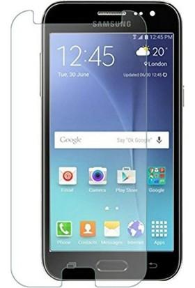 Microcase Samsung Galaxy J2 Prime G532 Tempered Glass Cam Ekran Koruma
