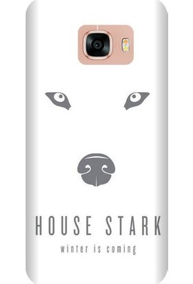 Kapakolur Samsung C5 Game Of Thrones Kapak Kılıf + Koruyucu Cam