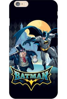 Kapakolur iPhone 7 Plus Batman Kapak Kılıf + Koruyucu Cam