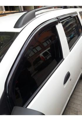Boostzone Dacia Logan Stw Oto Cam Rüzgarlığı Mugen