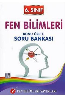 Fen Bilimleri Yayınları 6.Sınıf Fen Ve Teknoloji (Renkli)