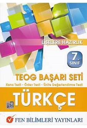 Fen Bilimleri Yayınları 7.Sınıf Türkçe Teog Başarı Seti