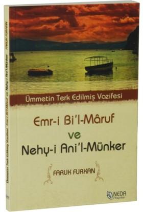 Emr-İ Bi'L-Maruf Ve Nehy-İ Ani'L-Münker