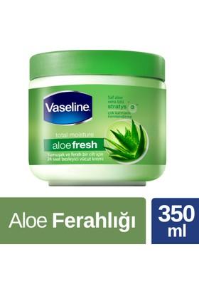 Vaseline Krem Aloe Ferahlığı 350 ML