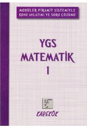 Karekök Eğitim Basım Yayım Ygs Matematik 1