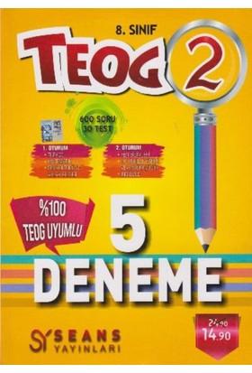 Seans Yayınları 8. Sınıf Teog 2 5 Deneme