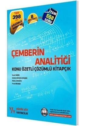 Yüzde Yüz Yayıncılık Çemberin Analitiği Konu Özetli Çözümlü Kitapçık