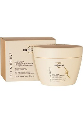 Biopoint Full Nutritive Besleyici Saç Bakım Maskesi 200Ml