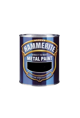 Marshall Hammerite Direkt Pas Üstü Pürüzsüz Metal Boya Beyaz 2.5 Lt