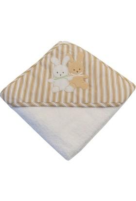 Sun Baby Premium Bebek Banyo Havlusu