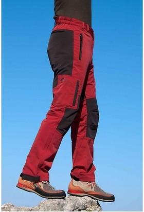 Hıgh Mountaın Nepal Unısex Pantolon Kırmızı/Antrasit