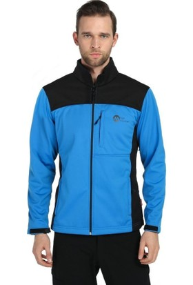 Hıgh Mountaın Ushba Ceket Mavi/Siyah