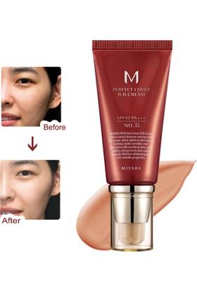Missha M Perfect Cover BB Cream SPF42 (No.31/Golden Beige) 50ml