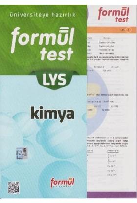 Formül Yayınları Lys Kimya Yaprak Test