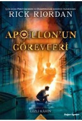 Apollon'Un Görevleri: Gizli Kahin - Rick Riordan
