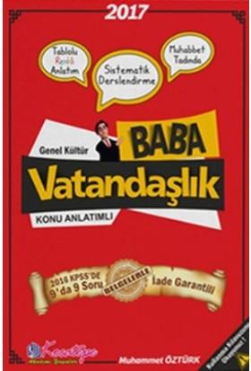 Kocatepe Akademi Yayınları Kpss Genel Kültür Baba Vatandaşlık Konu Anlatımlı 2017