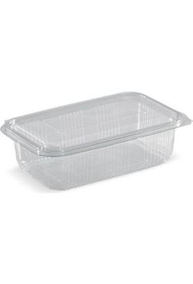 Feyambalaj Sızdırmaz 750 Gr Plastik Kap 100 Adet