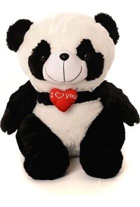 Halley - 50 Cm Sevimli Peluş Panda