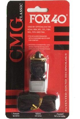 Fox 40 Classic CMG İpli Düdük