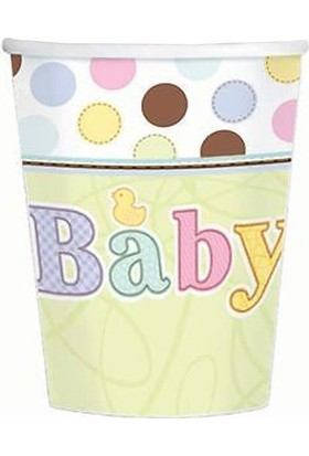 Partioutlet Baby Kare Bardak 8 Li