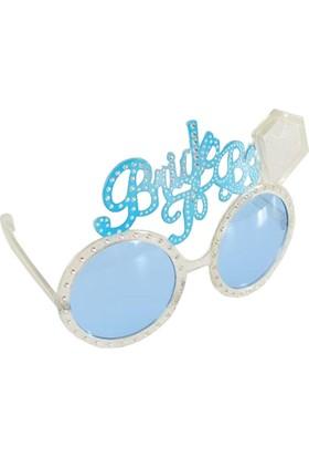 Partioutlet Bride To Be Gözlük - Mavi